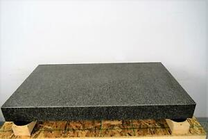 Solid Grey Stone Granite Slab 41 X 22 75 X 4 Inch