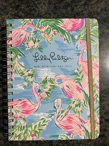 Lilly Pulitzer Large Planner 2019 2020 In Floridita New Agenda