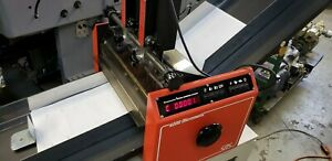 Pierce Socbox Sn 4000 Automatic Numbering Machine W 2 Heads