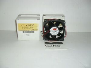 4wt38 Dayton Dc Axial Fans lot Of 3 New In Box