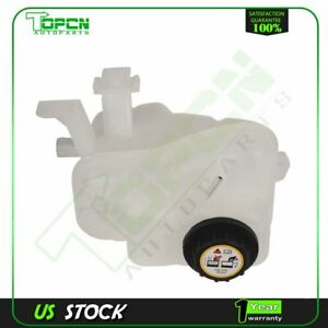 Premium New Radiator Coolant Overflow Tank Fits 2000 2007 Ford Taurus 603 203