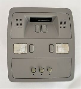 2006 2011 Cadillac Sts Overhead Console Map Light W sunroof Homelink Switch
