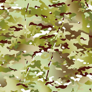 Hydrographic Water Transfer Hydrodipping Film Hydro Dip Army Camo Hydrographics