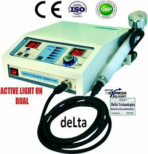 Prof ultrasound Therapy Unit 1mhz Pain Relief Therapy Ultrasonic Electrotherapy