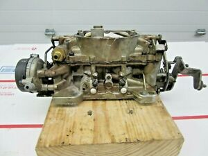 1965 Buick 300 Automatic Transmission Carter Afb Carburetor D5 Date 3826s Dp2