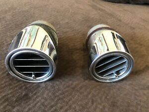 1958 Oldsmobile Air Conditioning Vents