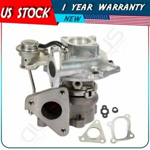 High Qualitiy Turbocharger For 2002 Nissan Navara 2 5 Di Md22 133hp 14411 vk500