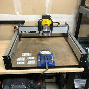 Carbide3d Shapeoko S3 With Bits And Vice Used Low Hours