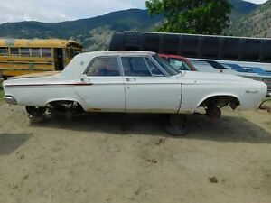 Parting Out Completely 1965 Dodge Coronet 440 4 Door One Lugnut 65dc1x 900