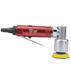 Mini Air Sander 2 Inch Dual Action Orbital Pneumatic Polisher