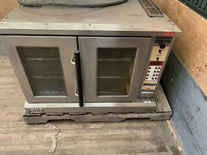 Lang Ecco lmdr Electric Convection Oven Nice Cond