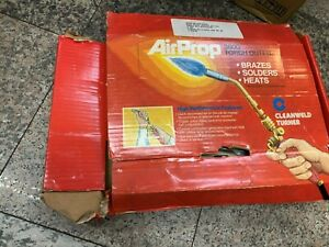 Airprop 3600 Torch Outfit High Performance Torch Kit Ap 100 Damaged Box See Pic
