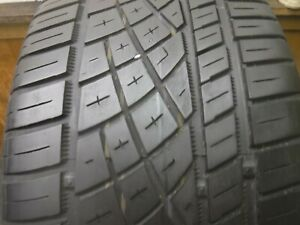 1 245 40 18 97y Continental Extreme Contact Dws 06 Tire 6 6 5 32 1d18 0317