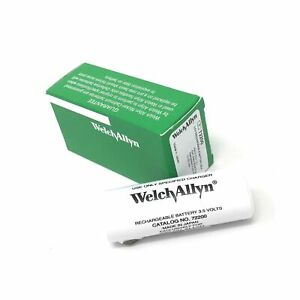 Genuine Welch Allyn 3 5v 72200 Rechargeable Battery 1 Pack