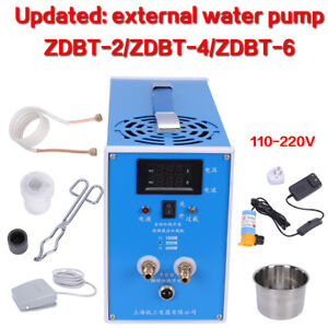 110 220v High frequency Zvs Induction Heater Heating Machine Quenching Furnace