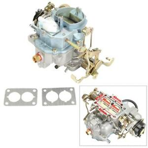 2 barrel For Jeep Carburetor Bbd 6 Cyl 4 2l 258cu Engine Amc Carb Carter Type