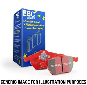 Ebc Redstuff Front Brake Pads For 12 Acura Rdx 3 5