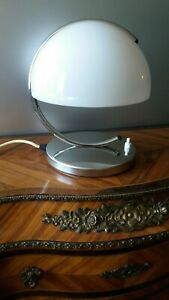 Vintage Guzzini Meblo Luigi Massoni Table Lamp From 1970