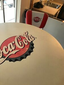 Authentic Coca-Cola table and Chairs