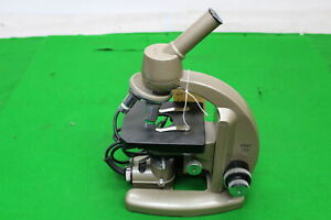 Vickers Instruments Microscope M14 2 Patent No 877813 In Great Condition W 2 Ob