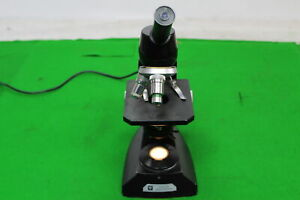 Vintage Vickers Laboratory Microscope 2 Objectives