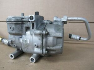 2012 17 Toyota Prius C Air Condition Ac Compressor Electric 042200 1350 Perfect