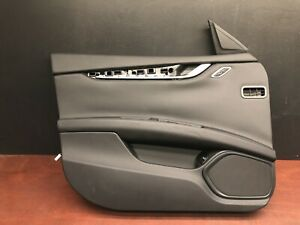 2015 Maserati Ghibli S Q4 Front Left Interior Door Panel Cover Trim Oem