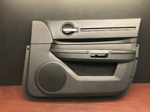2010 Dodge Charger Srt8 Front Right Interior Door Panel Trim Cover Oem