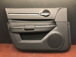 2010 Dodge Charger Srt8 Front Left Driver Interior Door Panel Trim Cover Oem