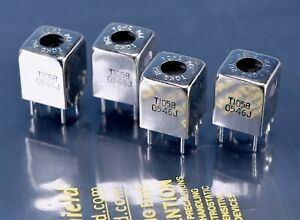 4 four Toko Variable Inductor Coils Provides 3uh And A Q 45 100khz Dcr 0 08