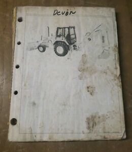 John Deere 300d 310d Backhoe Loader Manual 29nov90 1r 1308 y20