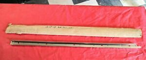 Nos Gm 1958 58 Chevrolet Sport Coupe Lh Roof Rail Reveal Molding 4728614