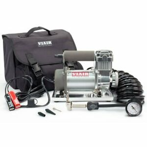 Viair 300p Portable 12v 33 Percent Duty 150 Psi Compressor Kit For 33 Tires