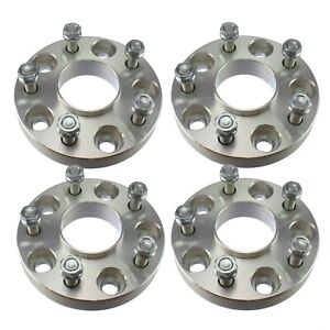 4 1 Hubcentric 5x4 5 Wheel Spacers 71 5mm Fits Jeep Wrangler Cherokee Liberty