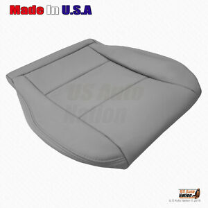 Fits 1998 To 2004 Toyota Land Cruiser Driver Bottom Vinyl Replacement Cover Gray