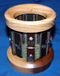 Pencil Holder 38 18 Integrated Circuits And Wood Free Shipping In Usa