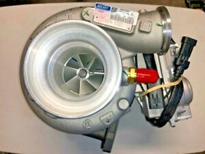 New Cummins Isx15 Holset Vgt Turbocharger 5350502 He400vg Electronic Actuator