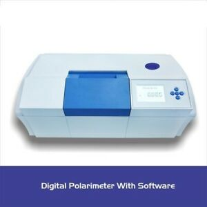 Digital Automatic Polarimeter With Software