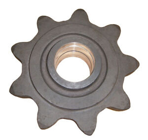 9 Tooth Idler Sprocket With Bearing Cups 7403001 Vermeer T600d Trencher