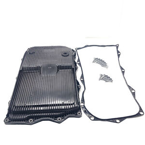Transmission Oil Pan With Gasket For 14 17 Ram 1500 Jeep Grand Cherokee Chrysler