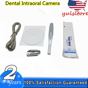 2019 New Intraoral Oral Dental Camera Usb x Pro Imaging Systm Md740 50 Sleeves