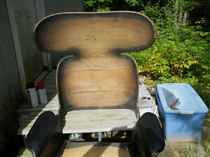 Vintage Plycraft Reclining Chair George Mulhauser Will Ship