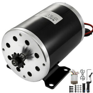 48v 1000w Dc Electric Motor Controller Throttle Kit Bicycle Reversible Scooter