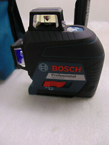 Bosch Gll3 300 360 3 Plane Leveling And Alignment line Laser Bm1 Mount 99