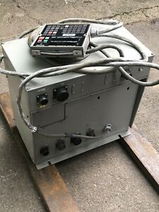 Nec Rotary Axis Table 5c Indexer Controller Model Z3bf Unit Indexing Control