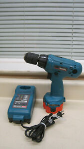 Makita 6213d Cordless 3 8 Drill Driver Set W 1222 Battery Dc1414 Charger