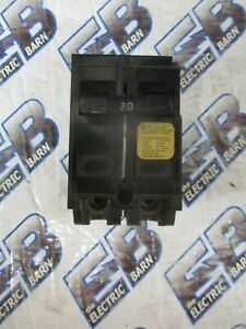 Crouse Hinds Mp270 70 Amp 240 Volt 2 Pole Circuit Breaker Warranty