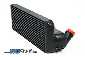 Csf Black Stepped Core Bar Plate Intercooler For Bmw F22 F30 F32 F87 N55