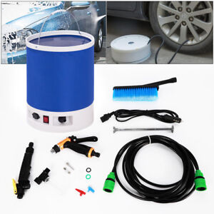 12v Portable High Pressure Car Sprayer Washer Car Cleaner Vehicle Cleaning Tools
