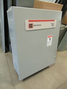 Cutler Hammer 100 Amp 240 Volt 1 3w Automatic Transfer Switch Ats337